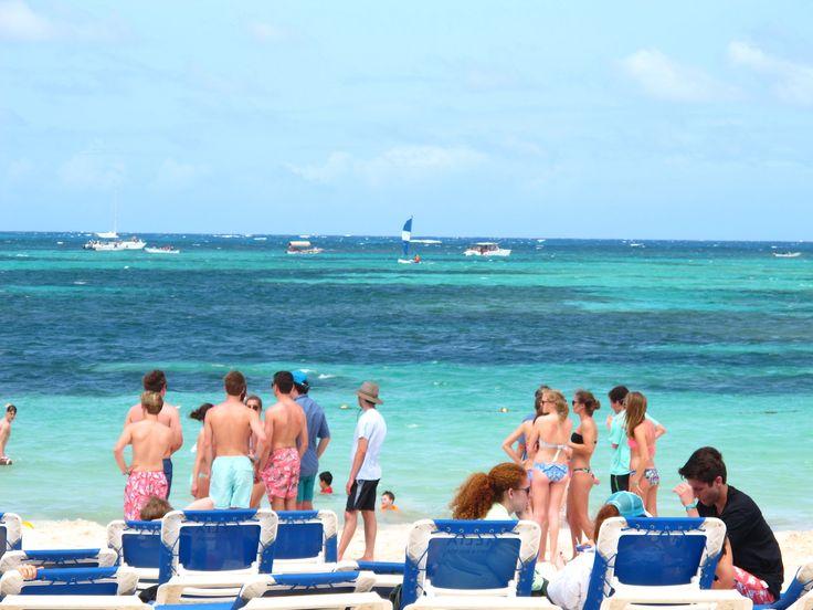 https://flic.kr/p/F4Axkk | Punta Cana - Beach