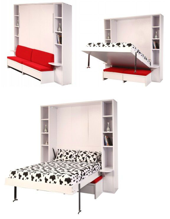 19 Best Images About Murphy Bed Sofa On Pinterest Murphy Beds Bookcase Plans And Vase Decorations