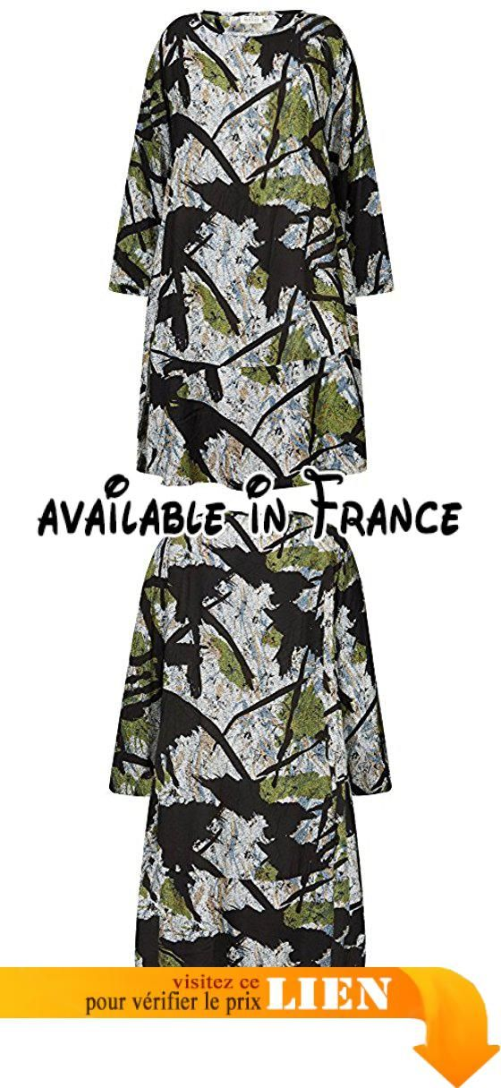 2c56c8fc64f B0777QLPJG   Masai Clothing - Robe - Femme Celery Org - - .  Apparel ...