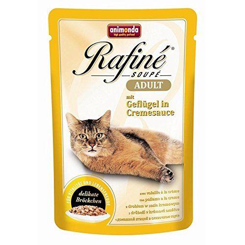 Aus der Kategorie Nassfutter  gibt es, zum Preis von EUR 17,64  Alleinfuttermittel für ausgewachsene Katzen