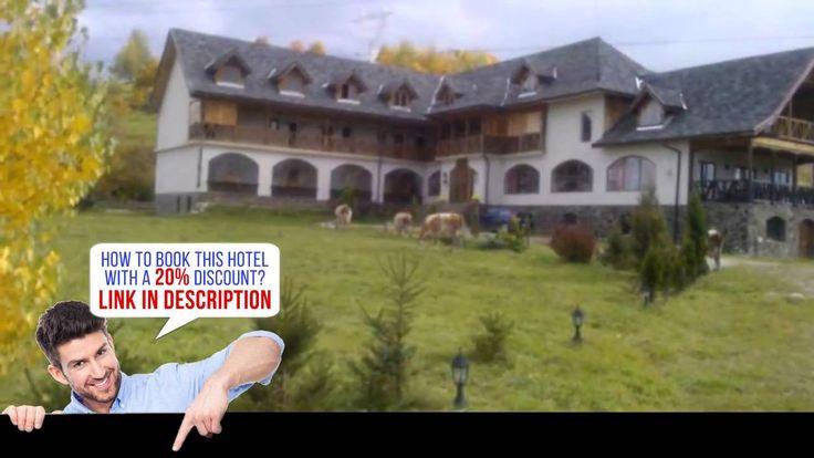 Hanul Curtea Veche, Bran, Romania, HD Review