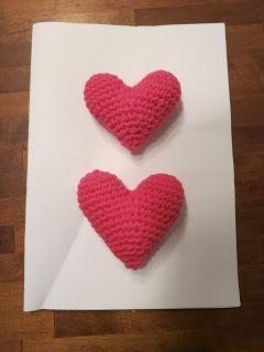 Virkaten: Virkatun sydämen ohje