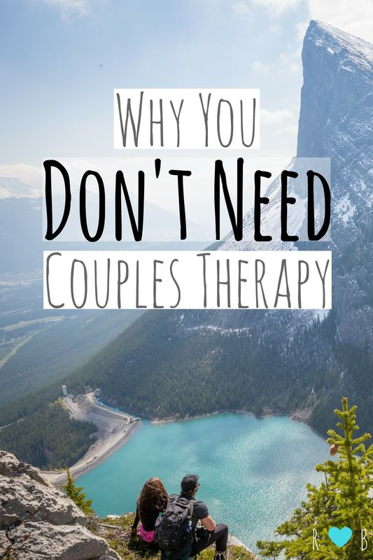 Deciding whether or not couples therapy or counseling is for you? Nervous about getting started? This guide is for you.