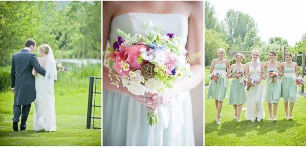 Kent Wedding Photographer – Johnny & Wai-Yin marry in Hall Place » Sarah Legge – Surrey Wedding Photography