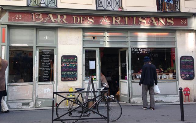 5 hippe steder i Paris