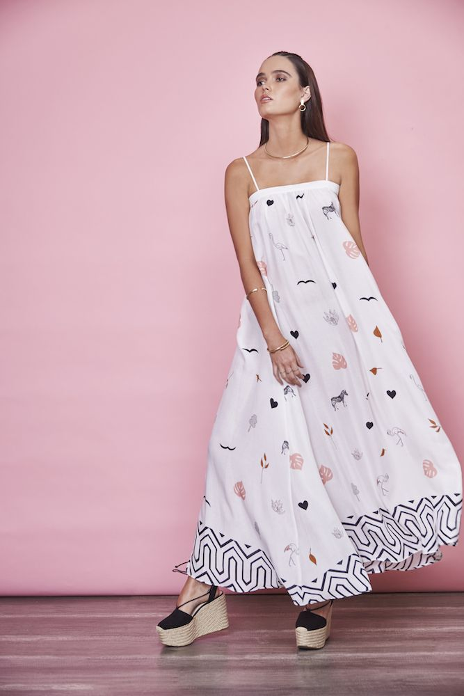 Where to Find Ethical & Sustainable Summer Dresses Online