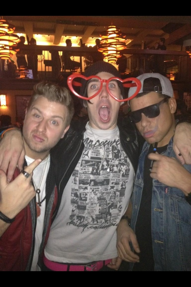 Tyler Armes and Bucky with Josh Ramsay | Down With Webster