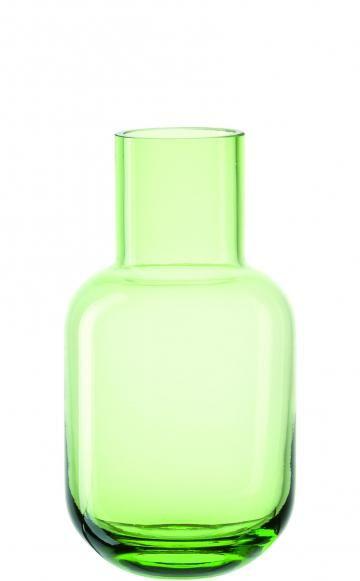 Die Vase 'Grün Novello' von Leonardo bringt den Frühling auf den Tisch