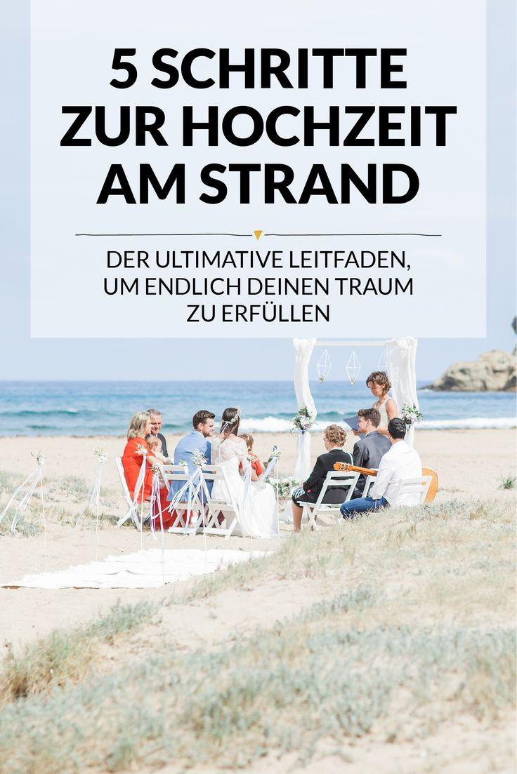 Hochzeit am Strand / Heiraten am Meer, Heiraten in Spanien / Was kostet eine Hochzeit am Strand? Hochzeitslocations am Meer