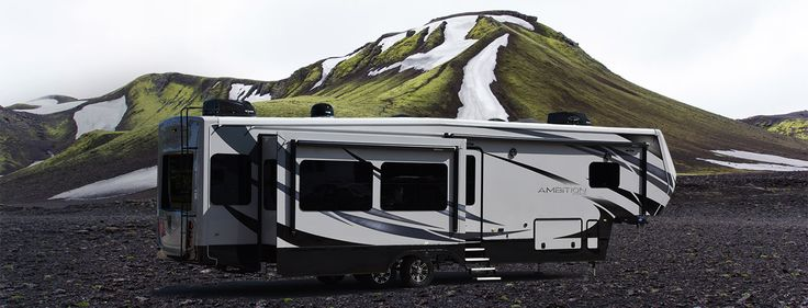 Ambition Full Time 5th Wheel | Luxury 5th Wheels | Luxury Fifth Wheels | Luxury 5th Wheel RV