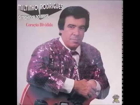 Miltinho Rodrigues-Se Voce me Amasse