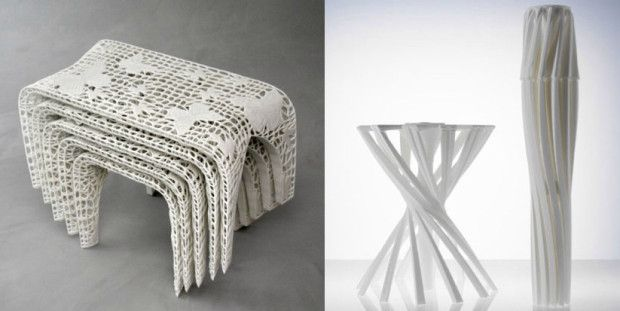 9 best images about 3d printing on pinterest patrick o for Furniture 3d printer