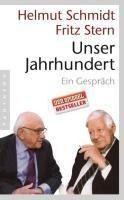 Unser Jahrhundert - Helmut Schmidt, Fritz Stern