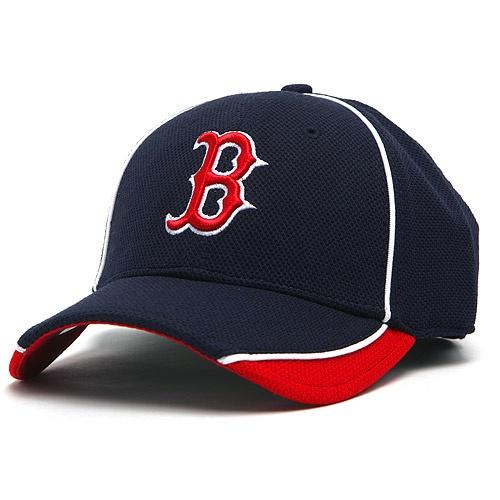 보스턴 레드삭스 2010 오피스 어쎈틱 비피 퍼포먼스 3930 캡
