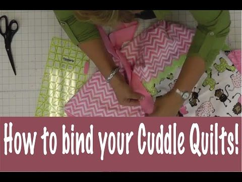 70 Best Cuddle Flannel Fleece How To Quilt Sew Images On