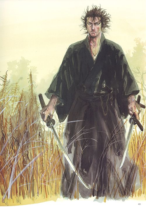 A Page dedicated for the Manga Artist ( Takehiko Inoue ) Don't miss this chance to know the...