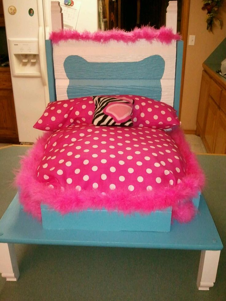 1000 images about dog beds on pinterest dog beds pet for Dog bed table