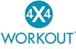 4X4 Workouts, burst training and resistance training, JJvirgin video demo