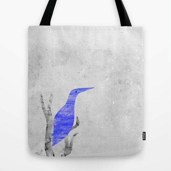 Let it snow Tote Bag by Inmyfantasia