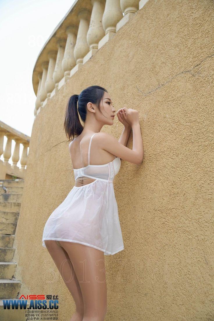 [AISS] 丝袜美腿外拍 4106 亚美依_16