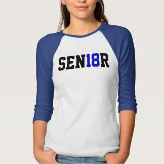 Class Of 2018 Senior T-Shirt