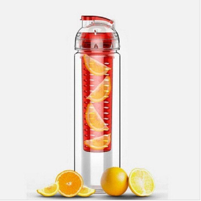 *BRAND NEW* Trendy Fruit Water Infuser - Detox Sport Bottle 700ml
