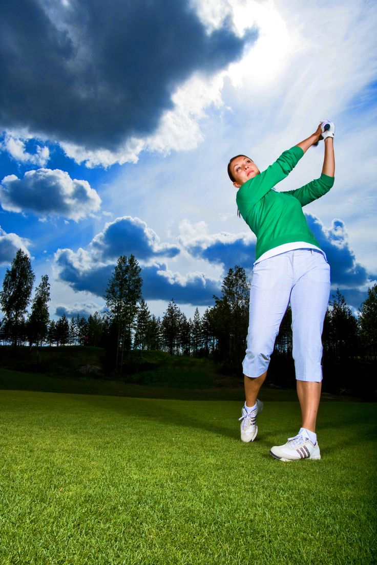 In Lappeenranta and Imatra region you can play golf at 4 different golf courses