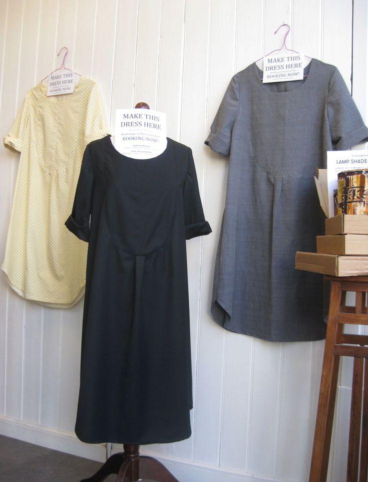 'Dress Shirts' Merchant and Mills patterns.