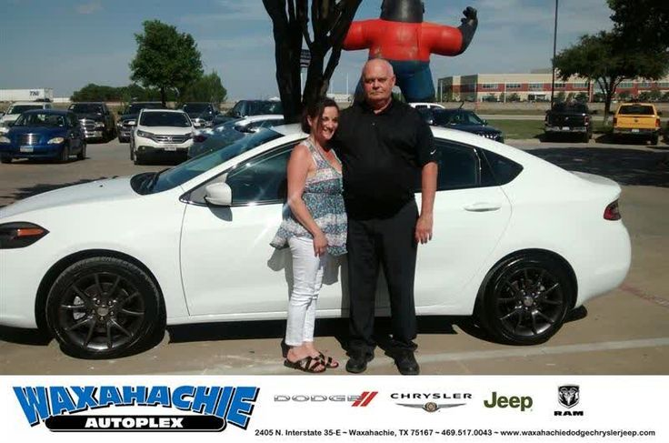 Happy Anniversary to Shonda on your #Dodge #Dart from Billy Minter at Waxahachie Dodge Chrysler Jeep!  https://deliverymaxx.com/DealerReviews.aspx?DealerCode=F068  #Anniversary #WaxahachieDodgeChryslerJeep
