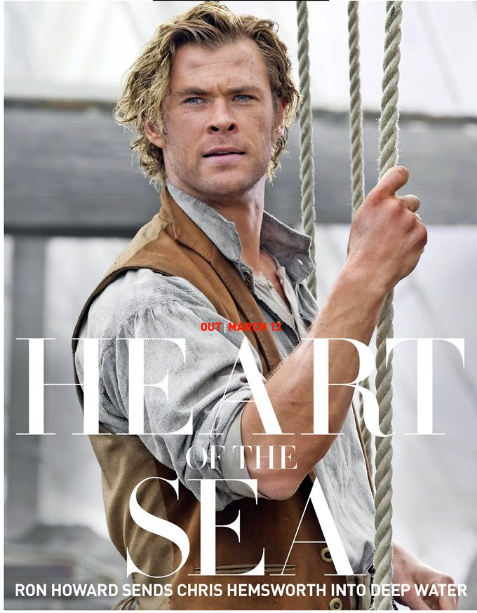 Chris Hemsworth Can Do Anything In New Images From Black Hat And Heart Of The Sea