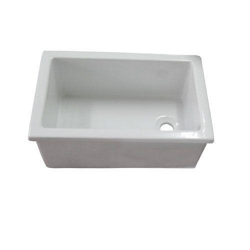 Barclay LS585 23-Inch x 15-Inch Utility Sink Barclay