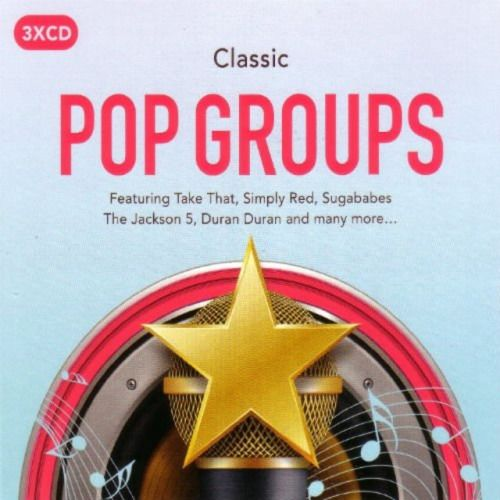 V.A. Classic Pop Groups | 3CD | 2016 | MP3...