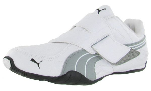 Puma Attaq Men's Shoes Strap Sneakers. Click here for Women's & Men's Puma Shoes on Sale http://www.streetmoda.com/collections/puma-shoe-sale from Streetmoda.com