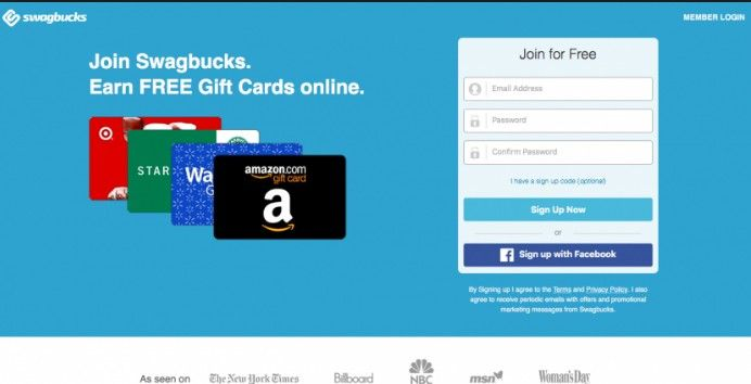 Quick And Easy Way Earn Online Free Gift Cards Online Swagbucks How To Memorize Things