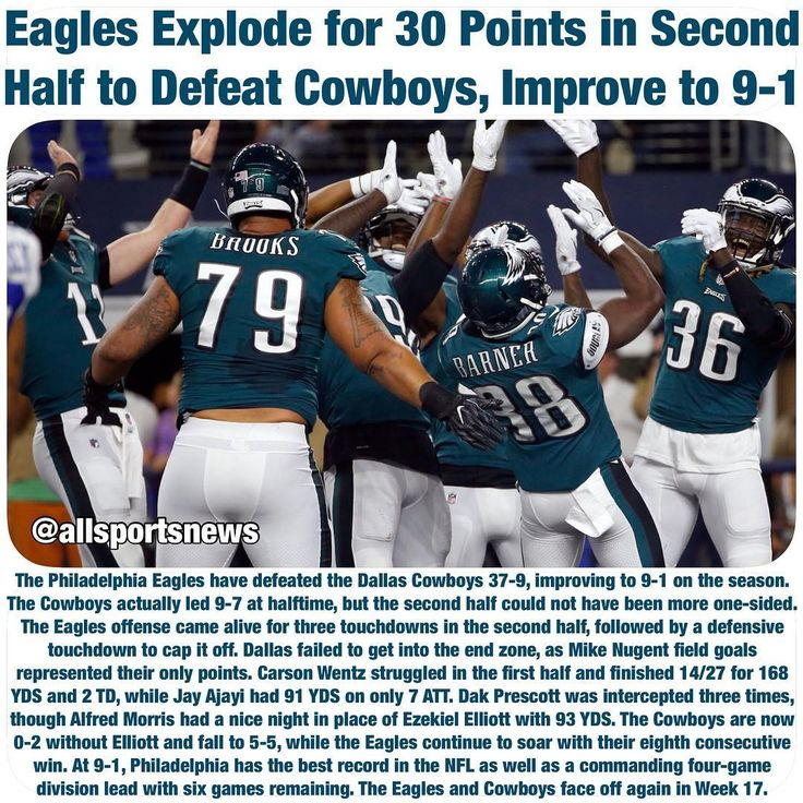 #PhiladelphiaEagles #Eagles #Philadelphia #DallasCowboys #Cowboys #NFL #football #allsportsnews #sportsnews #sports #breakingnews #news