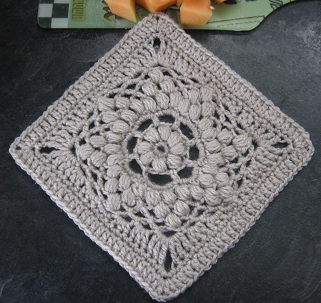 crochet block stitch instructions