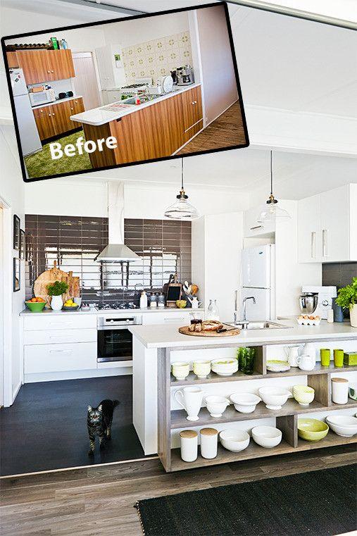 Modern classic kitchen renovation