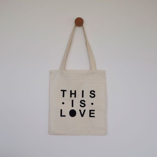 Made By Mee + Co | This Is Love Tote