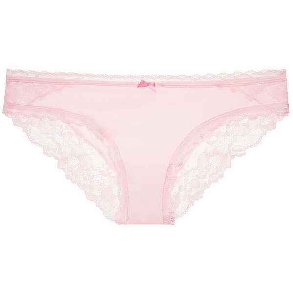 Cheeky & Cheekini Panties - Victoria's Secret ($14) ❤ liked on Polyvore featuring intimates, panties, victoria secret panty, victoria secret panties and victoria's secret