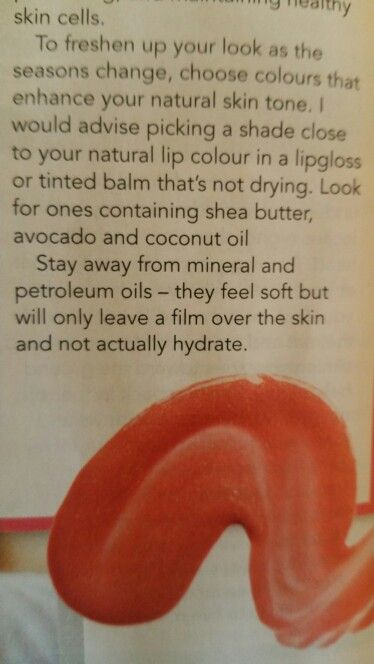 What ingredients to look for in hydrating lips