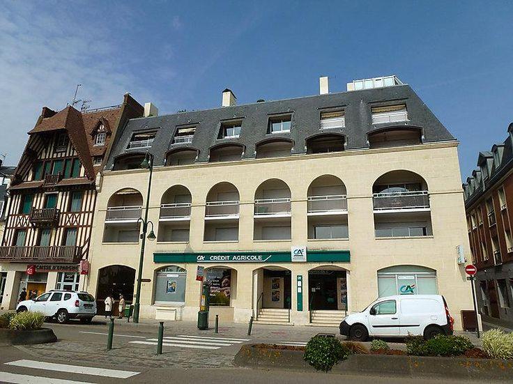 Location pas cher Normandie Interhome promo location Appartement Deauville-Trouville prix promo Interhome à partir de 229,00 € TTC - Apparte...