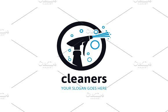 Cleaning Cleaners Logo Cleaners Logo Business Card Logo Cleaning Logo
