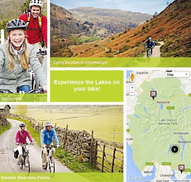 Ambleside to Langdale Cycle Path Opens