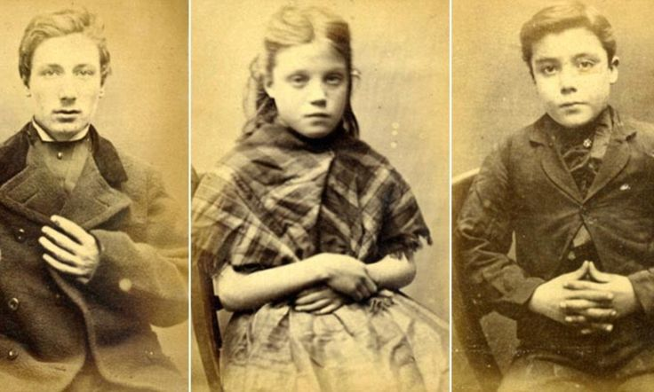 Fagin's children: Mugshots of Victorian thieves as young as 11 who were sentenced to hard labour for stealing clothes and metal