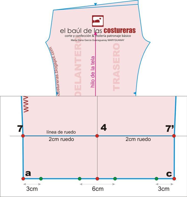 Cómo confeccionar un leggins o calza con estribo a tu medida. Curso costura fácil. Aprende en casa Corte y Confección