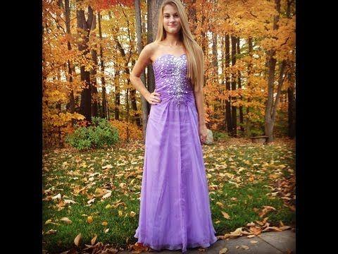 Me in a Prom Dress?! Talkaboutprom.com Review!