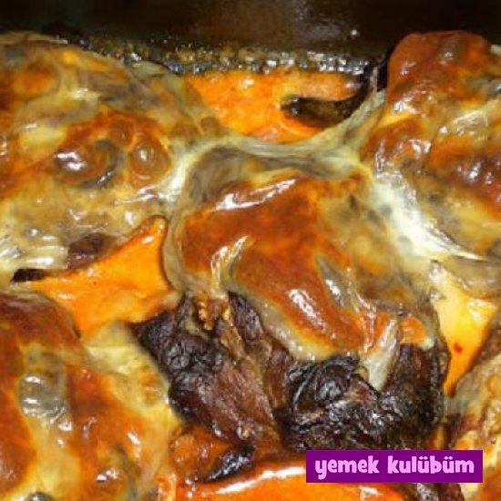 kolay pratikPatlıcanlı Sürpriz Tavuk Köfte tarifi yapılışı nasıl yapılır, farklı değişik laktozsuz patlıcanlı tavuk etli köfte tarifleri