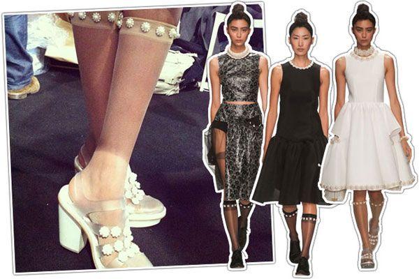 Fashion Week London  Highlights