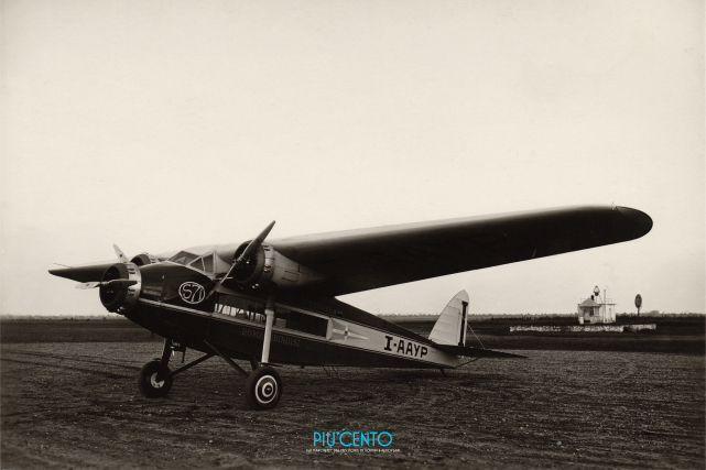 SIAI Marchetti S.71 - Record del mondo di altezza. Codice: PS-S71-001PC.