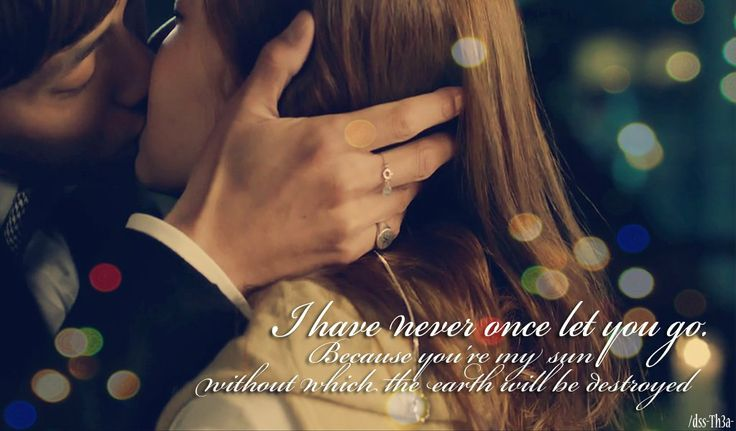 Damn that phrase was just absolutely perfect! It was both clever and beyond beautiful!! Aish Joong Won-ah. <3 The Master's Sun